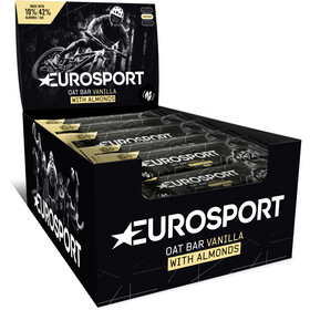 Eurosport nutrition Oat Bar Box 20 x 45g, Vanilla